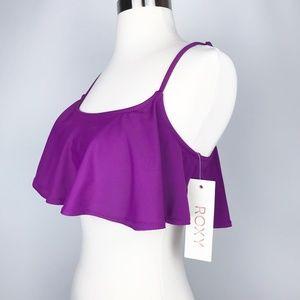 Roxy Flutter Bikini Top